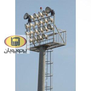 پایه روشنایی استادیومی آسا