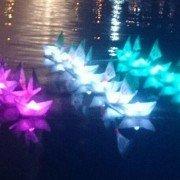 سومین جشنواره نورآرایی