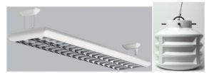 نمایش لوور یا پنجره مشبک به عنوان کنترل کننده نور
