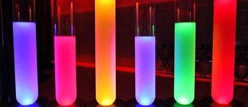 کاربرد پلکسی گلاس در نورپردازی