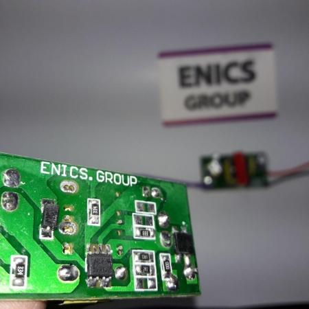 درایور های ۸-۲۴ و ۲۵-۴۵وات تولیدی گروه فنی و مهندسی enics