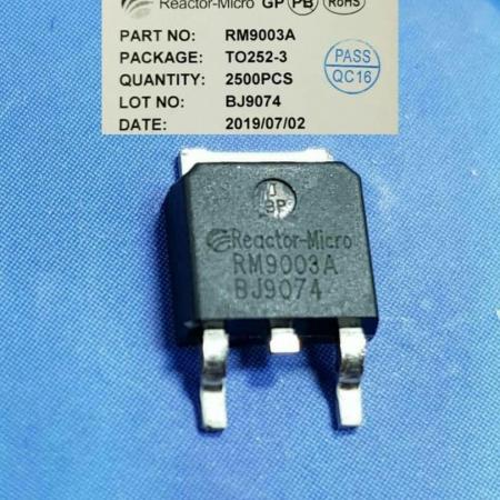 آی سی RM9003A TO252 پارتسازان