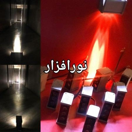 والواشر با نور لیزری نورافزار