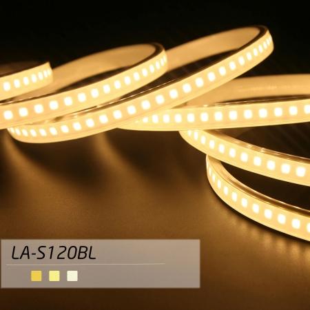 ریسه SMD LED با تراشه ۲۸۳۵ بلو لاین تراکم ۱۲۰
