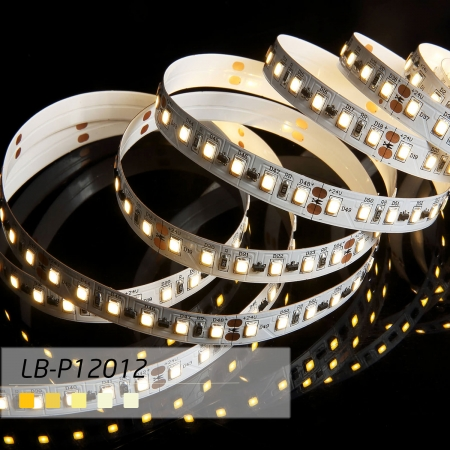 ریسه SMD LED با تراشه ۲۸۳۵ تراکم ۱۲۰ Low Voltage لوپ لایت