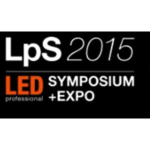 LED professional Symposium +Expo, LpS 2015
