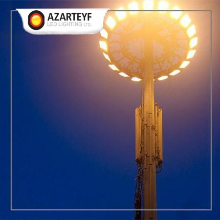 برج نوری آذر طیف