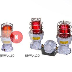 چراغ های هشدار ضد انفجار NM
