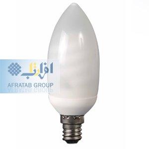 لامپ ۱۱ وات شمعی (Candle) افراتاب