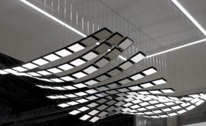 آویزهای مدرن OLED