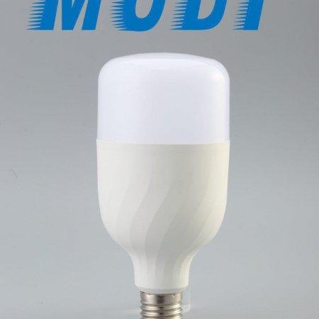 لامپ حبابی استوانه ای مودی