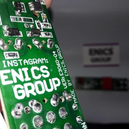 درایور های ۵۰ وات تولیدی گروه فنی و مهندسی enics