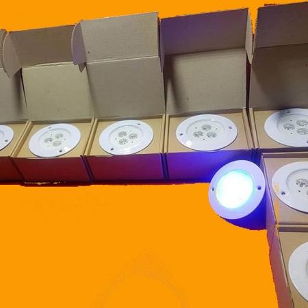 چراغ استخری 3 وات LED