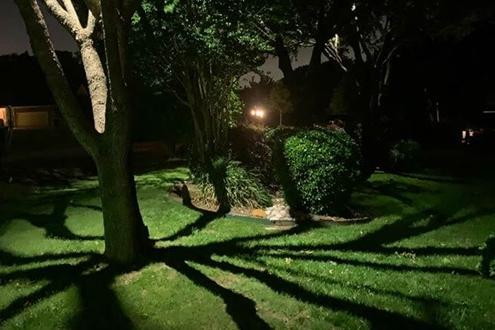 سبک نورپردازی downlight