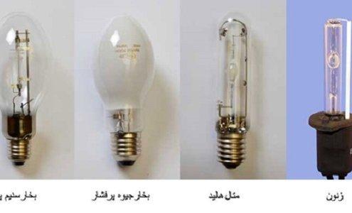 لامپ تخلیه ی گازی Discharge Lamp